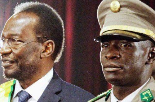 Article : Mali: Dioncounda, Capitaine Sanogo et Cheikh Modibo Diarra.