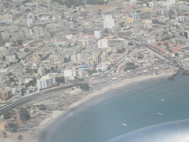 la ville de Dakar (photo credit: Ali Badra Coulibaly