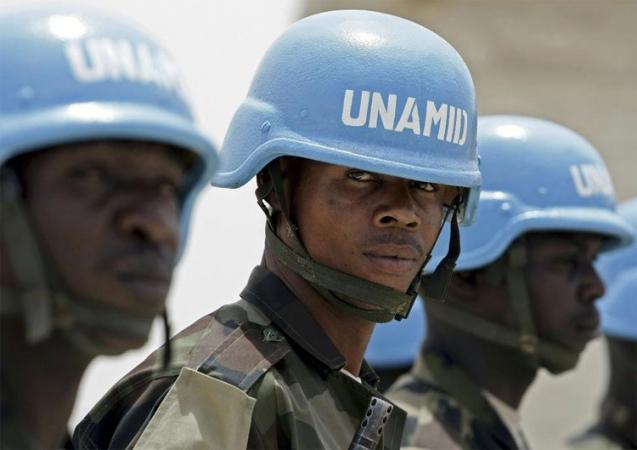 Des casques bleus au Mali (photo: Malijet.com)