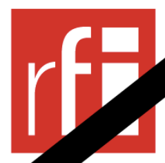RFI en deuil Photo: RFI
