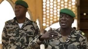 Le capitaine Amadou Haya Sanogo