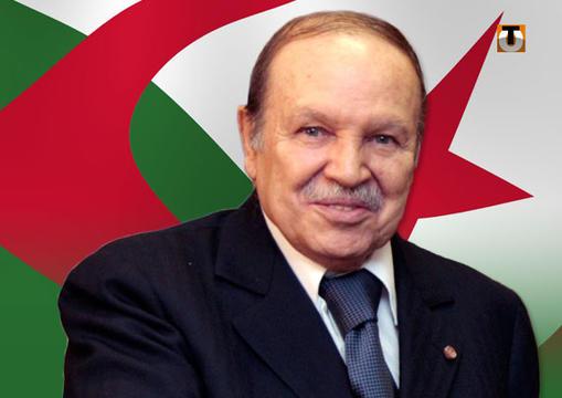 Abdelaziz Bouteflika, Président algérien photo: http://www.republicoftogo.com/Toutes-les-rubriques/Diplomatie/Bouteflika-ecrit-a-Faure