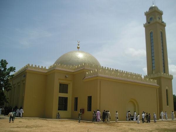 Une mosquée Photo: Journaldumali.com