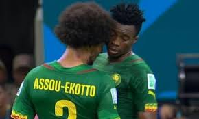 bagarre assou ekotto monkandjo, photo: newsdusport.com