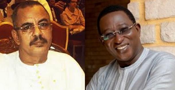 Mohamed Ag Erlaf et Soumaila Cissé, Photo montage: Maliweb