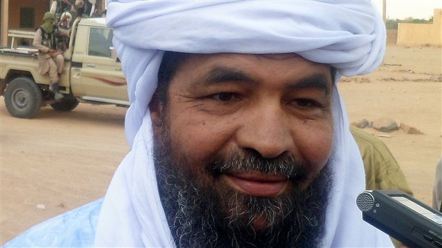 Iyad Ag Ghali, Photo: militantvibes.com