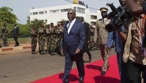 IBK, président de la République, photo: RFI.fr