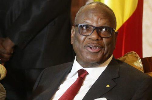 Article : Mali: quand un «éditocrate» fait passer IBK par une lessiveuse…