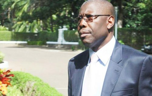 Ousmane Koné, ministre malien de la Santé, Photo: maliba24.com