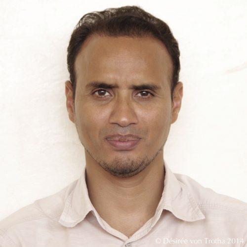 Intagrist El Ansari, Journaliste et écrivain credit: Intagrist