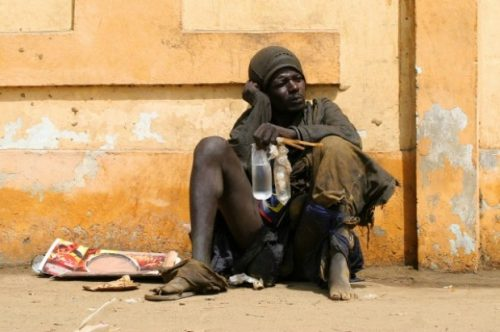 Un fou (Mali) Photo: maliactu