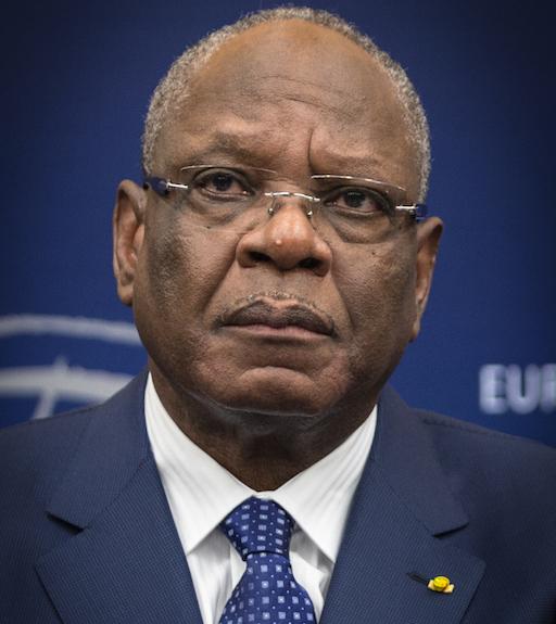 Le président de la République malienne, Ibrahim Boubacar Keïta - Claude Truong-Ngoc / Wikimedia Commons - cc-by-sa-3.0