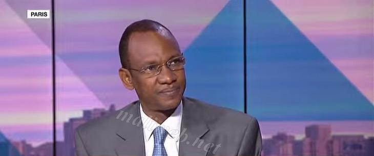 Le ministre malien de la Communication Choguel kokalla Maïga phoo: maliactu