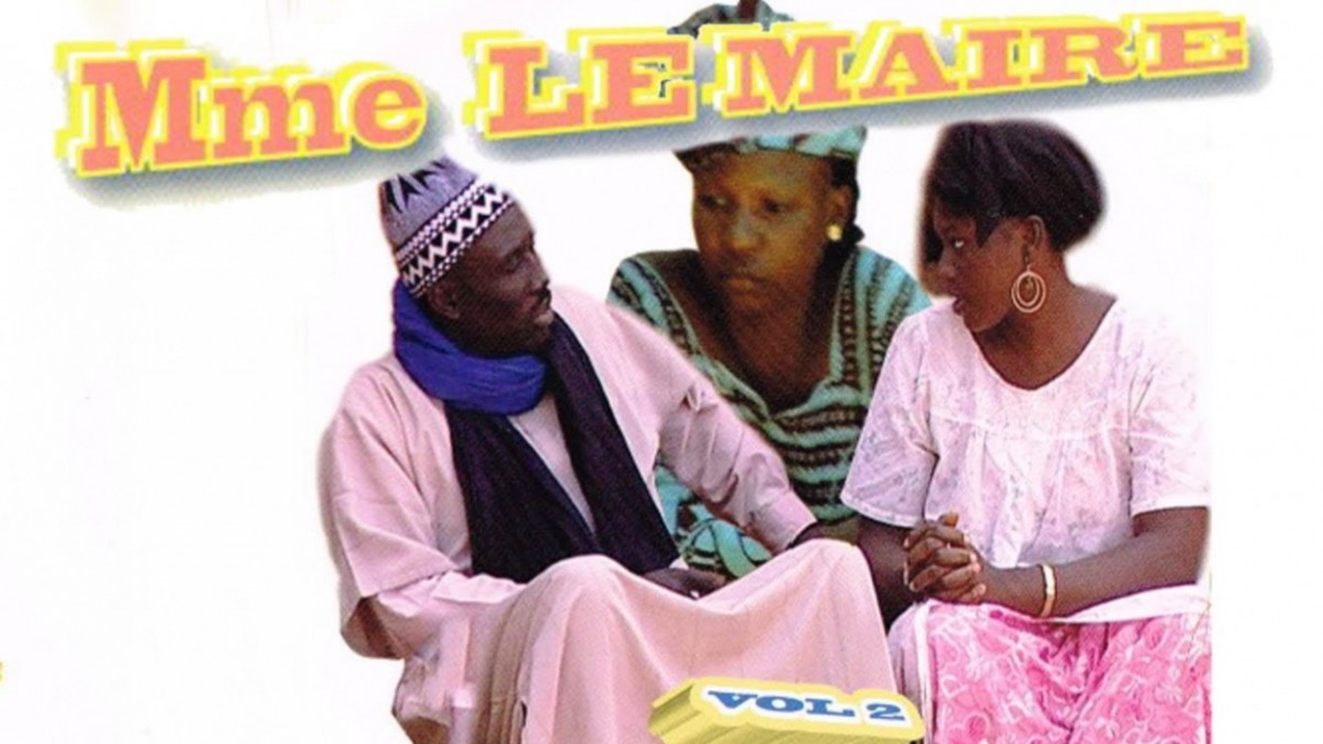 Mme le maire, théâtre malien